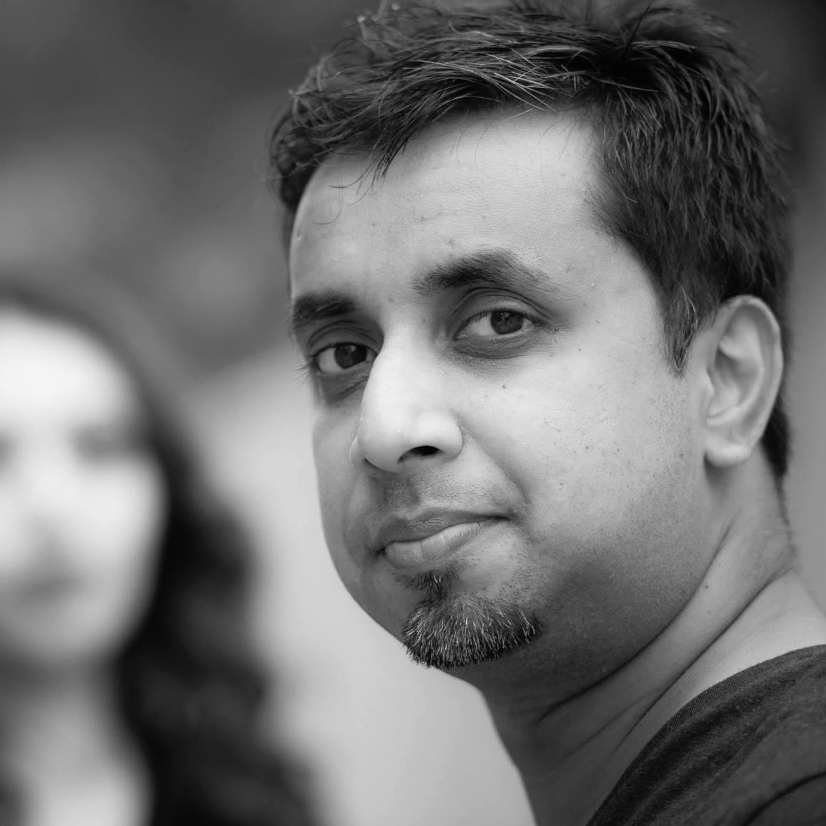 Vijay Alphonse Founder Roesome Creative